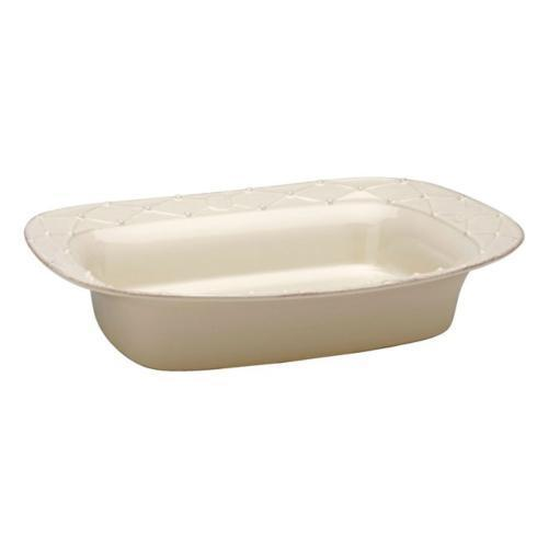 Casafina  Meridian - Cream Large Rectangular Baker $68.00