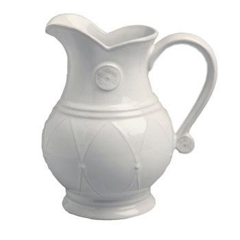 Casafina  Meridian - White Pitcher $65.00