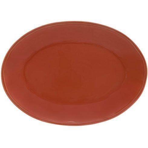 Fontana - Paprika Oval Platter