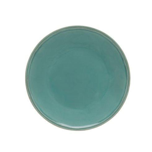 "Casafina  Fontana - Turquoise Dinner Plate 11"" $24.00"
