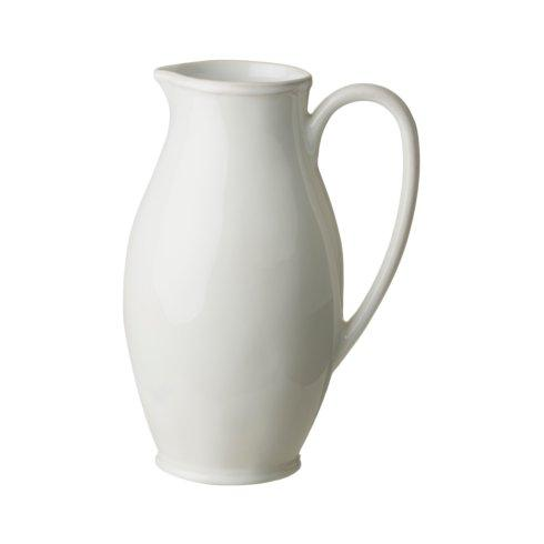 Casafina  Fontana - White Pitcher 82 oz. $66.00