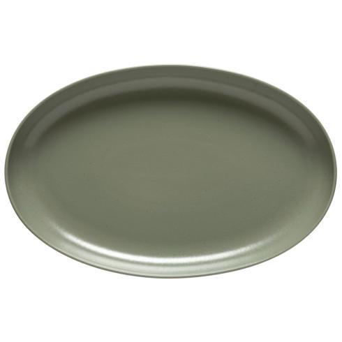 "Casafina  Pacifica - Artichoke Oval Platter 16"" $50.50"