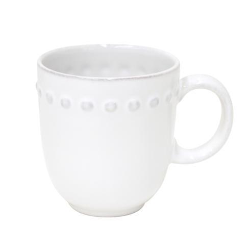 Costa Nova  Pearl - White Mug   $19.50