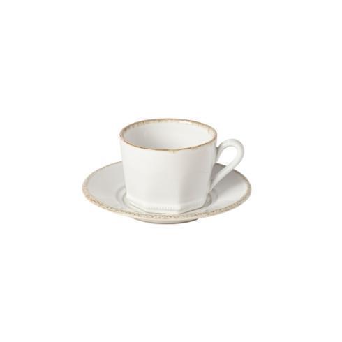 $33.00 Tea Cup and Saucer 8 oz.