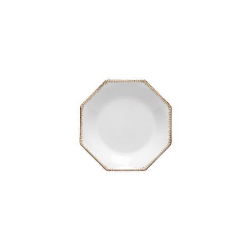 $12.00 Octangular Bread Plate (6)