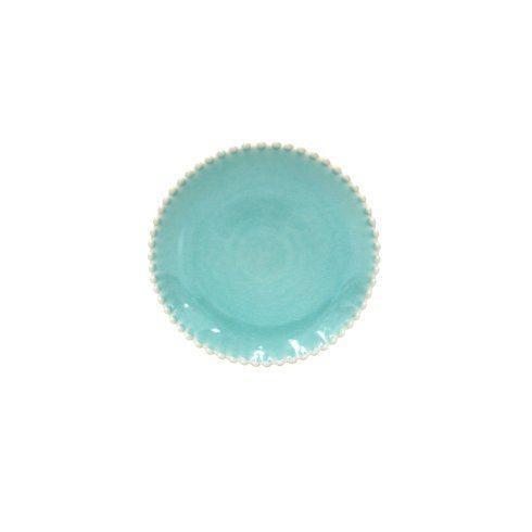 """Costa Nova  Pearl Aqua Salad/Dessert Plate 9"""" $25.00"""