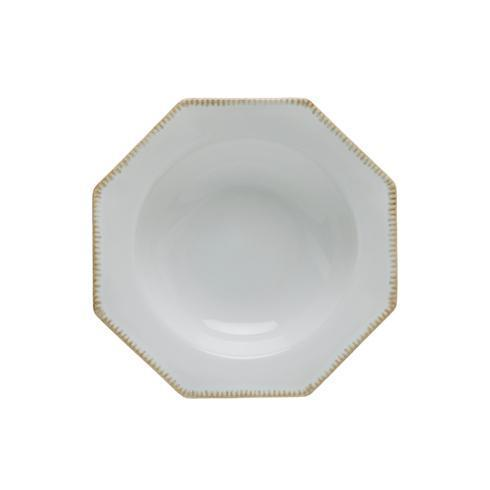 $24.00 Octangular Soup/Pasta Plate (6)
