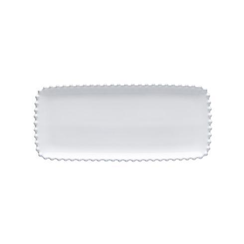 Costa Nova  Pearl - White Rectangular Tray $44.00