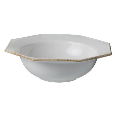 Costa Nova  Luzia -  Cloud White Serving Bowl $78.50