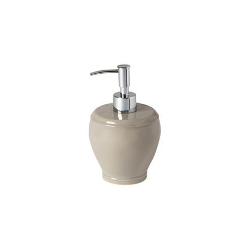 "$38.00 Soap/Lotion Pump 4"" Dove Grey"