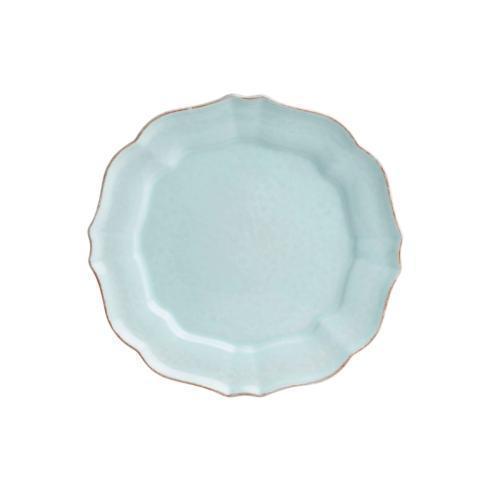 Casafina  Impressions - Robin\'s Egg Blue Salad Plate $24.00