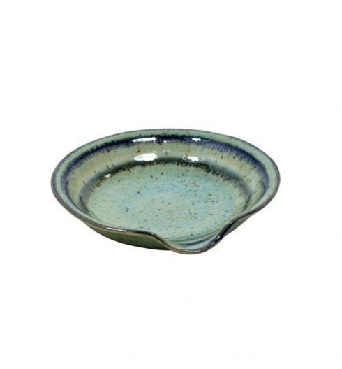 $19.00 Spoon Rest, Green