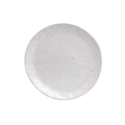 Casafina  Spot On - Solid White Speckle Salad Plate $22.00