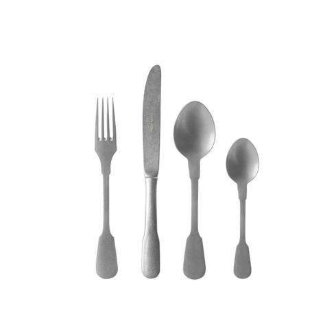 $285.00 Flatware 24 Pcs Set (Without Box) (Matte)