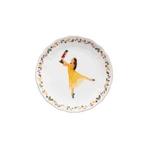 "$29.50 Salad Plate - Clara 8"""