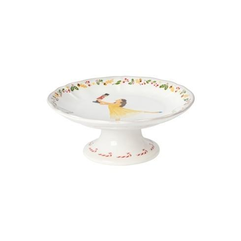 """$97.00 Footed Plate 9"""""""