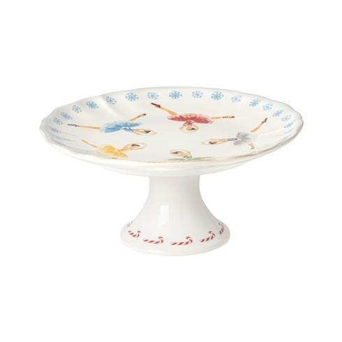 """$115.50 Footed Plate 11"""""""