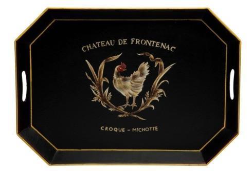 Casafina  Toleware Trays  Octagonal Tray $103.50