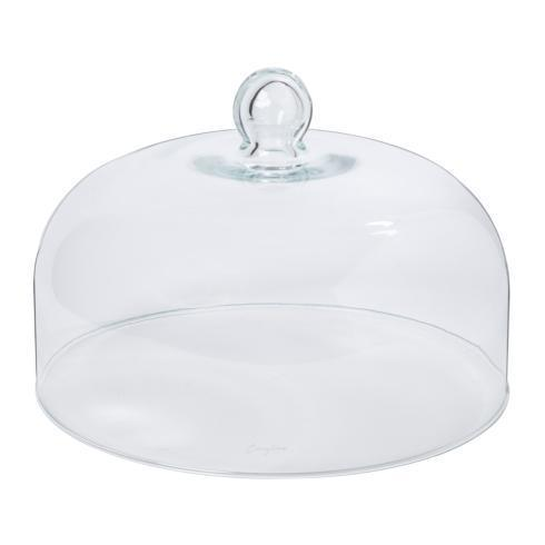"Casafina  Glass Domes Glass Dome 12"" $49.00"