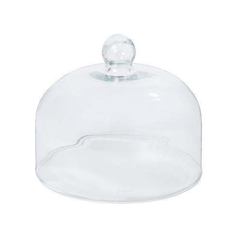 "Casafina  Glass Domes Glass Dome 10"" $44.00"