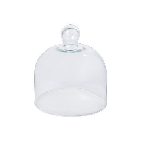 "Casafina  Glass Domes Glass dome 7"" $39.00"