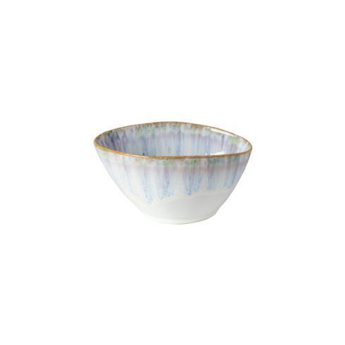 "Costa Nova  Brisa - Ria Blue Oval Soup/Cereal Bowl 6"" $28.50"