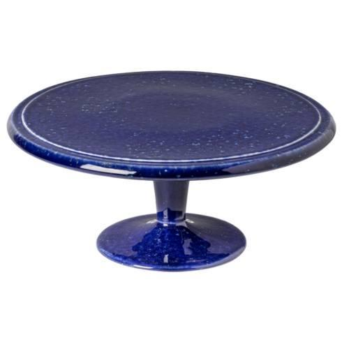 $125.00 Footed Plate 13""