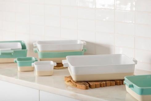 Forma Bakeware - White Large Rectangular Baker