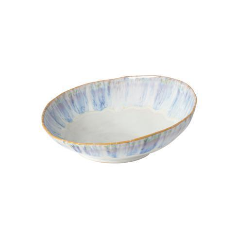"Costa Nova  Brisa - Ria Blue Serving Bowl 9"" $35.50"