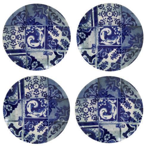 Set/4 Salad Plates