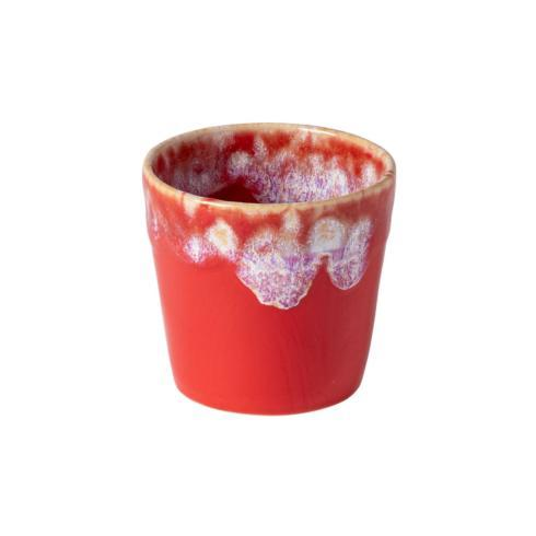$19.00 Lungo Cup Red