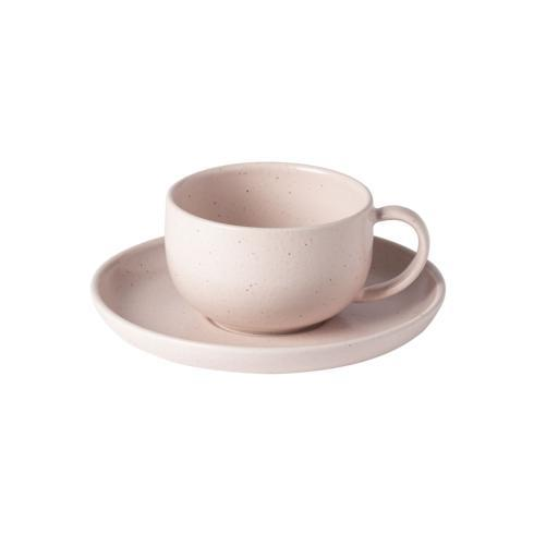Casafina  Pacifica - Marshmallow Rose Tea Cup and Saucer 7 oz $24.00