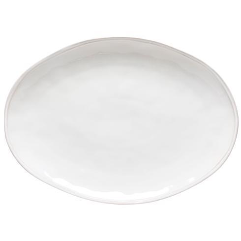 "Casafina  Fontana - White Oval Platter/ Turkey Platter 22"" $120.00"