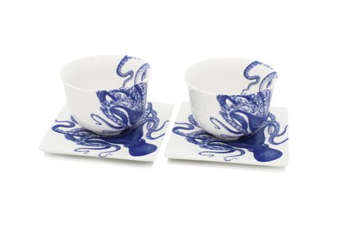 $65.00 Cup & Saucer Boxed Set/2