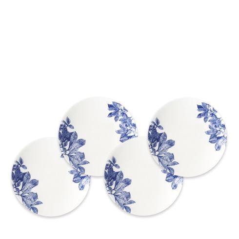 Caskata  Arbor - Blue Canape Set/4 $65.00