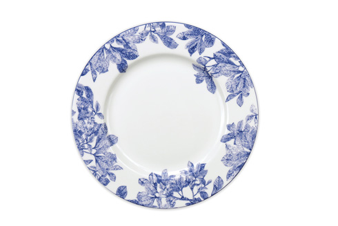 "Caskata  Arbor - Blue 11"" Rim Dinner $42.00"