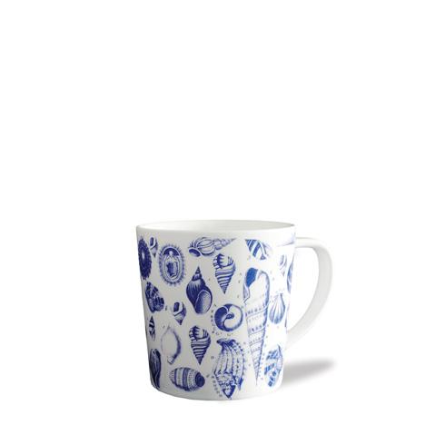 Caskata  Ships & Shells Wide Mug $20.00