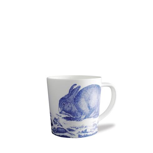 $20.00 Blue Bunnies Wide Mug