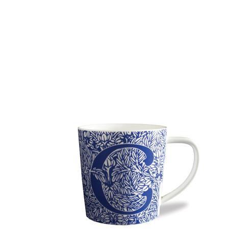 $20.00 Initial C Wide Mug