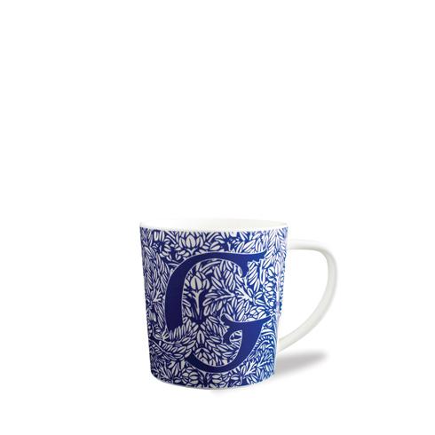 $20.00 Initial G Wide Mug