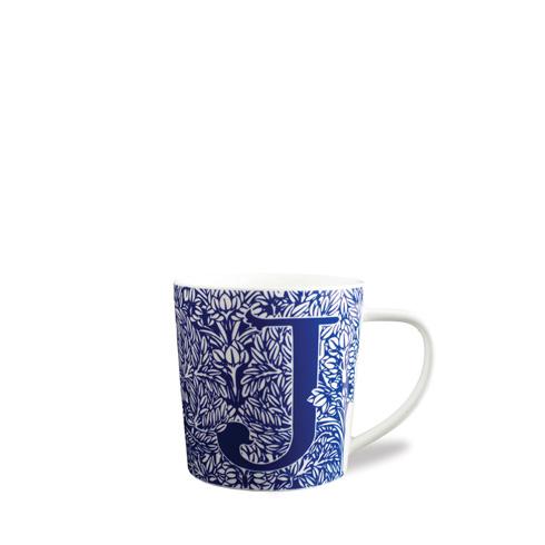 $20.00 Initial J Wide Mug