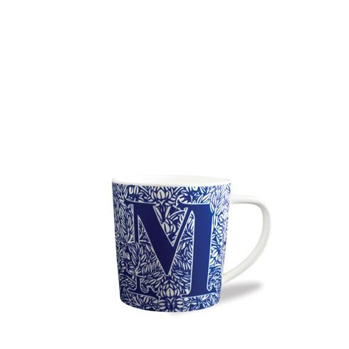 $20.00 Initial M Wide Mug