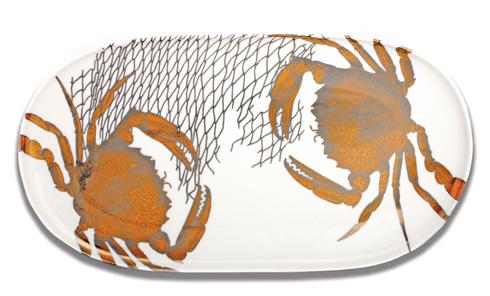 Caskata  Crabs & Nets - Gold & Platinum 16
