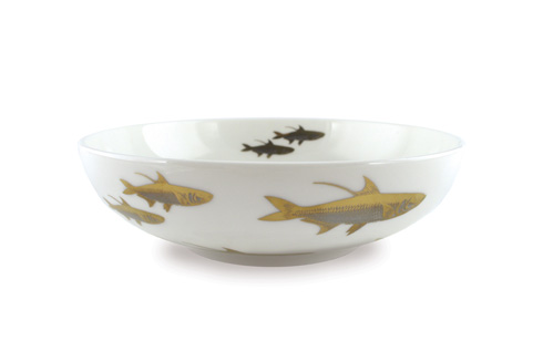 "$55.00 8"" (No Rim) Soup Bowl"