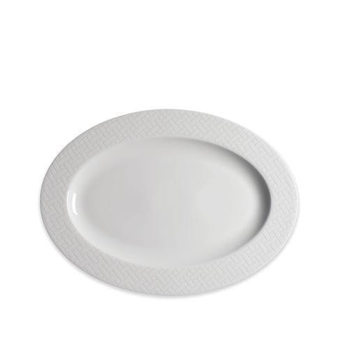 $70.00 14 In Rim Oval Platter
