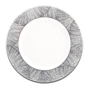 """$100.00 11"""" (Rimmed) Dinner Plate"""