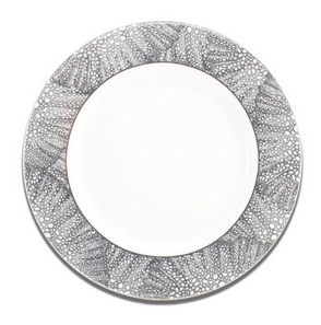 """Caskata   11"""" (Rimmed) Dinner Plate $100.00"""
