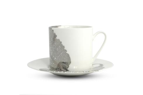 $55.00 Cup (Handled) & Saucer