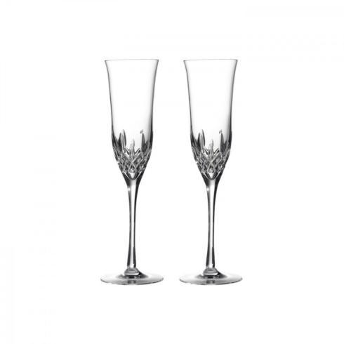 Contemporary Concepts Exclusives   Waterford Lismore Essence Flute Champagne Glass $80.00