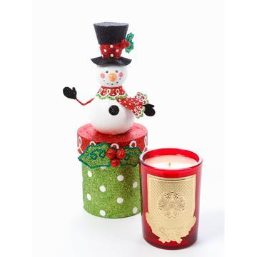 $35.00  Fosty 8oz Candle in Whimsical gift box